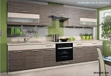 Wspaniała aranżacja kuchni. Połączenie stylu nowoczesnego z dużą wygoda najle...