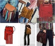 torby z frędzlami DIY