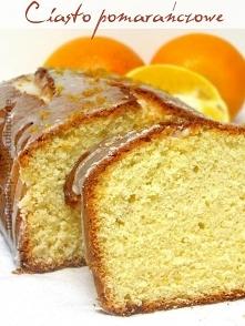 Ciasto pomarańczowe  Nie ma...