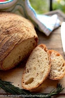 Chleb na zakwasie i drożdża...