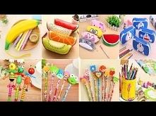 DIY School Supplies! 15 Weird DIY Crafts for Back to School Hacks!