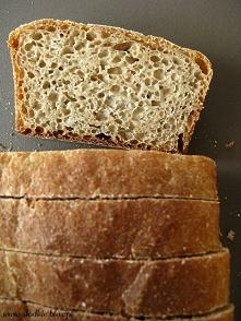 Pszenny chleb razowy z miodem