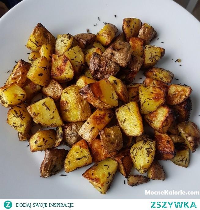 Ziemniaki zapiekane fit – moje ulubione!