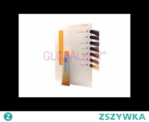 Global Keratin chocolate Cream Color paleta palette GKhair Juvexin - sklep Warszawa   Produkt marki: Global Keratin GK Hair Juvexin   Paleta kolorów: - chocolate