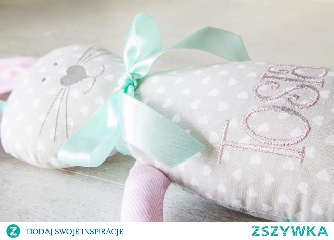 pluszaki zabawki przytulanka szytezabawki szmacianka rękodzieło handmade dladziecka