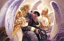 anioł stróż zawsze jest