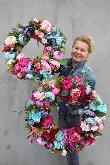 wianki kwiatowe od tendom