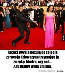 Will Smith wie jak traktowa...