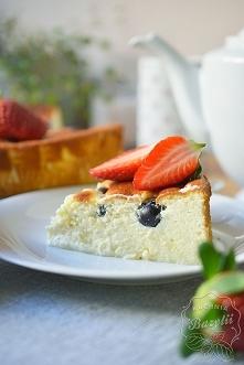 Sernik z jogurtów greckich