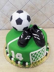 tort miłośnika piłki nożnej
