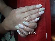Manicure hybrydowy Camellia