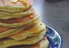 Pancakes, puszyste naleśnik...