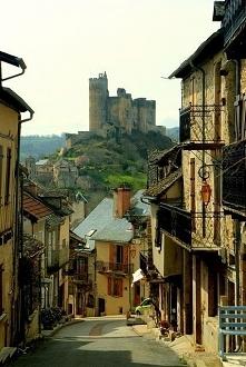 Najac, Francja
