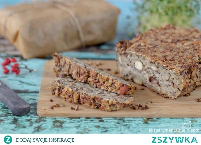 Chleb bez mąki - chleb z samych ziaren