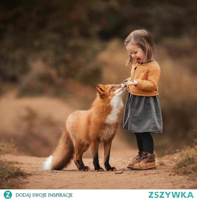 Bardzo słodki obraz♥