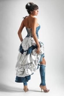 Suknia ślubna dla zakochane...