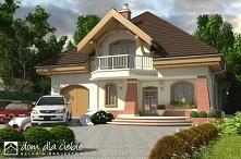 Dzierlatka to klasyczny projekt domu podmiejskiego. Bardzo atrakcyjna piętrowa niewielka rezydencja dla 5-6-cio osobowej rodziny o reprezentacyjnym interesującym i bogatym wizer...