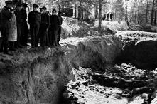 13 kwietnia - Dzień Pamięci Ofiar Zbrodni Katyńskiej.