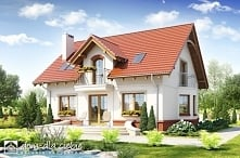 Projekt domu Dom Dla Ciebie...