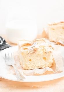 Ciasto ucierane z jabłkami - zrobicie je błyskawicznie :)