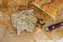Bezglutenowy chleb na zakwa...