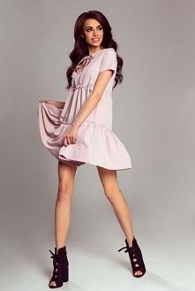 Sukienka Pola od IVON niezwykle dziewczęcy i wygodny fason sukienki   @ivonsk...