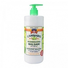Balsam konopny doskonale nawilża i odżywia skórę. Koi, zmniejszając napięcie ...