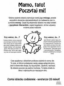 Czytaj swoim dzieciom!