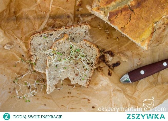 Bezglutenowy chleb na zakwasie ryżowym
