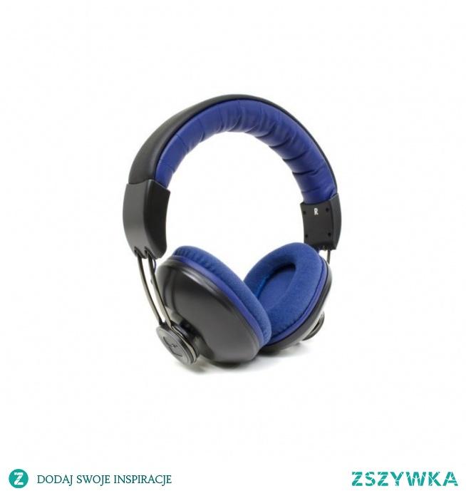 Nauszne słuchawki Snab Overtone to nowoczesny design połączony ze świetnym brzmieniem.