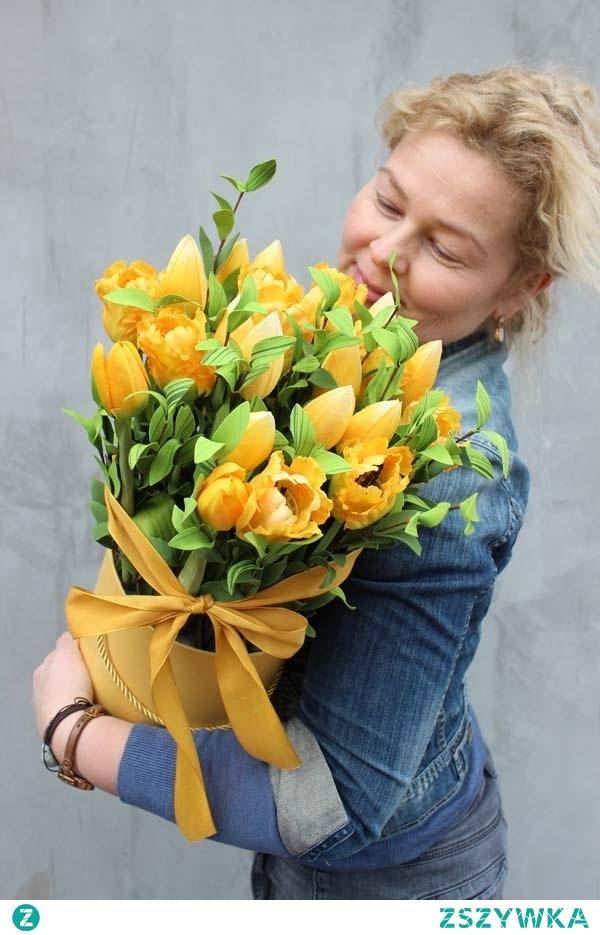 wiosna we flower boxach od tenDOM.pl