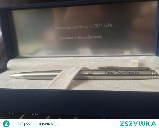 Nagroda za sukces sprzedażowy w 2017r