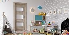 Solidne Drzwi do pokoju dziecięcego