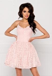LIVIA - Koronkowa sukienka ...