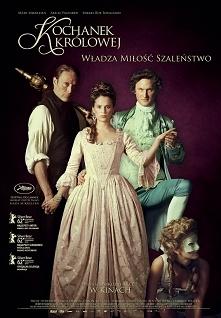 Kochanek królowej (2012) Oparta na faktach historia słynnego romansu duńskiej królowej Karoliny Matyldy Hanowerskiej, żony króla Chrystiana VII, z wpływowym politykiem Johannem ...