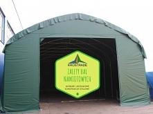 Hale namiotowe stają się częstym elementem wyposażenia dla branży przemysłowej, handlowej i logistycznej. W wielu firmach wspomniane struktury spełniają funkcję magazynu, hal ha...