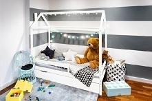 Łóżko domek dla dziecka! ❤️ Valor-meble.pl