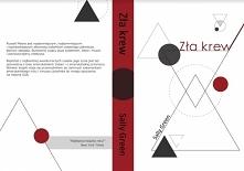 Mój projekt okładki książki   (projekt na potrzeby ćwiczeń, nie ma takiej książki ;) )