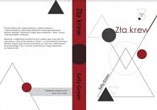 Mój projekt okładki książki...