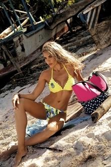 Słoneczne bikini z kolekcji...