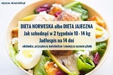Jadłospis na 14 dni diety o...