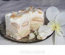 Ciasto z masą krówkową - Pr...