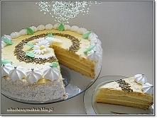 tort ananasowo-cytrynowy