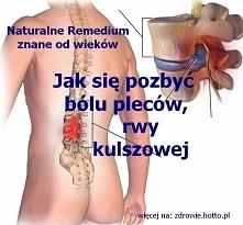 Masz bóle kręgosłupa, zwyrodnienia, rwę kulszową, bóle pleców czy bóle na sku...
