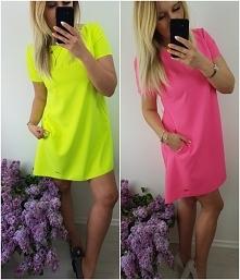 Neon sukienki od Butik-Burleska z 29 kwietnia - najlepsze stylizacje i ciuszki