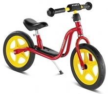 Rowerek biegowy PUKY dla dzieci od 3 lat z piankowymi kołami