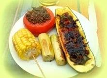 grill wegetariański