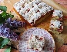 Ciasto Jogurtowe z Truskawk...