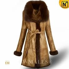 CWMALLS® Sydney Long Fur Sh...
