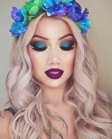 Impressive make up